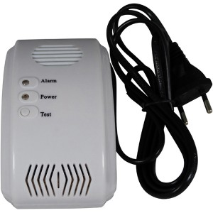 D tecteur de fuite de gaz sans fil alarme - Comment detecter une fuite de gaz ...